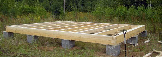Фундамент из кирпича своими руками - как построить Как сделать из кирпича столбики для фундамента