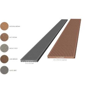 Террасная доска Megawood 21 x 242 CLASSIC Jumbo