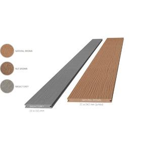 Террасная доска Megawood 21 x 242 PREMIUM Jumbo